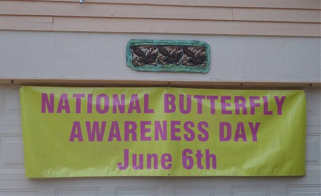 Butterfly Education and Awareness Day (BEAD) Banner