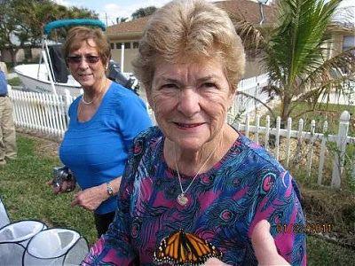 The Birthday Girls:  Diane and Joy